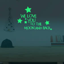 I Love Diy Home Decorating by Aliexpress Com Buy Funlife I Love You To The Moon And Back