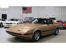 mazda sports cars for sale 1982 mazda rx 7 for sale classiccars com cc 977224