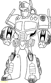 robot coloring page and word tracing free robot coloring pages