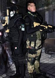 Call Duty Ghost Halloween Costume Logan Walker Call Duty Ghost Blacklion5000 Deviantart
