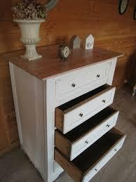 transformer un meuble ancien un chiffonnier ancien relooké patines u0026 couleurs