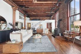 rare and historic dumbo triplex once owned by artist caro heller posted today september 22 2017 by emily nonko in cool listings dumbo historic homes interiors