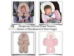 Newborn Swing Chair The Car Seat Lady U2013 How To Position A Newborn Baby U0027s Head In The