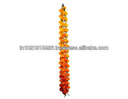 Flower Garland For Indian Wedding Artificial Flower Garlands Marigold Buy Wedding Flower