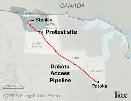 What Is Map Testing The Battle Over The Dakota Access Pipeline Explained Vox