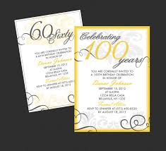 awesome free 70th birthday invitations templates pictures