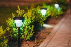 four benefits professional landscape lighting can add to your new