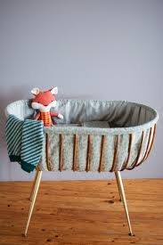 Bassinet That Hooks To Bed 10 Beautiful Beds For Little Ones Moses Basket Babies And Nursery
