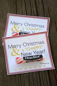 christmas gifts for new merry christmas a chappy new year gift idea the idea room