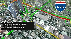 Philadelphia by Traffic Restrictions In Philadelphia For Trump Visit Cbs Philly
