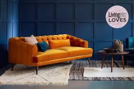 Grey Modern Sofa by Modern Chesterfield Sofa Earl Grey Love Your Home