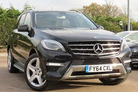 used mercedes m class uk used mercedes m class ml500 se for sale cargurus