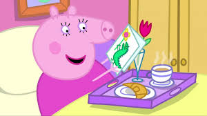 peppa pig cake peppa pig episodes peppa bakes a cake clip for