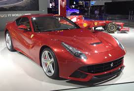 Ferrari F12 2017 - file red ferrari f12berlinetta at naias 2013 jpg wikimedia commons