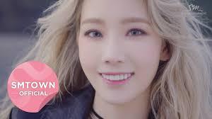 I by Taeyeon Tops Youtube K Pop Mv Chart With U0027i U0027 Kpop Fighting