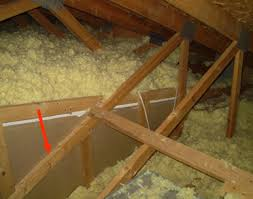 Insulating Vaulted Ceilings by Common Attic Insulation Defects Advantage Home Performance Phoenix