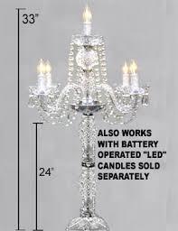 Chandelier Centerpieces Candelabras U0026 Centerpieces Chandelier Chandeliers Crystal
