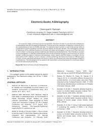 electronic books a bibliography