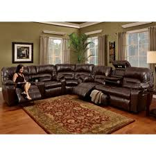 Media Room Sofa Sectionals - dakota living room sofa loveseat u0026 wedge sectional java