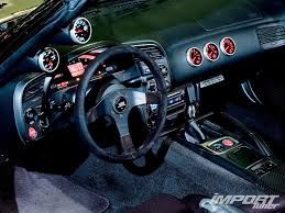 pagani interior dashboard 2001 honda s2000 amuse gt1 widebody import tuner magazine