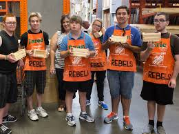 home depot hours cypress black friday home depot helps special needs kids