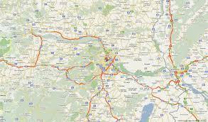 Metro Viena Map by Vienna Map