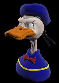3d model donald duck cgtrader