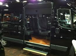 dodge ram promaster canada chrysler ram promaster passenger to hit limo market towne