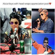 Alicia Keys Meme - dopl3r com memes alicia keys with head wraps appreciation post bet