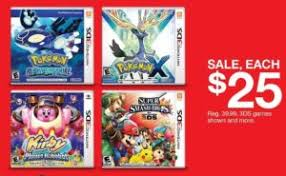 target black friday 2016 sale best nintendo 3ds deals for the 2016 black friday sales the