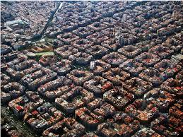 barcelona city view the astounding design of eixle barcelona urban planning urban