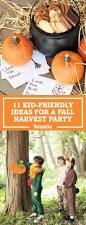 Fall Backyard Party Ideas by 13 Fall Harvest Party Ideas For Kids Autumn Party Food And Decor