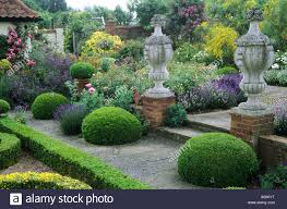 kettle hill norfolk parterre patio box hedges topiary