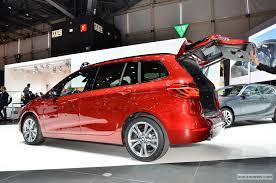 bmw minivan 2015 2015 geneva motor show bmw 2 series gran tourer bmwcoop