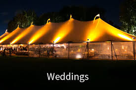 tent rental for wedding wedding rentals tent rental cleveland aable rents