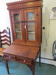 Shenandoah Valley Furniture Desk by Early Plantation Desk With Original Pulls And Hinges Plantation