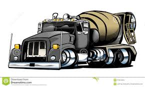 cement truck royalty free stock photo image 31814405