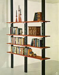 60s diy bookshelf room divider hanging art playrooms and ceiling