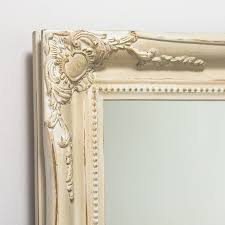 Ornate Mirrors Mirror Expertly Hand Painted In Your Colour Choice By Hand Crafted