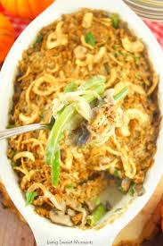 green bean casserole from scratch living sweet moments