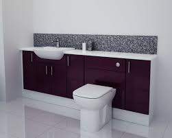 Bathroom Furniture White Beautiful Fitted Bathroom Furniture All Home Design Solutions