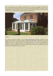 Do It Yourself Sunroom Desirable Style Of Conservatories