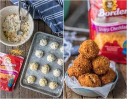 fried loaded mashed potato bites the cookie rookie