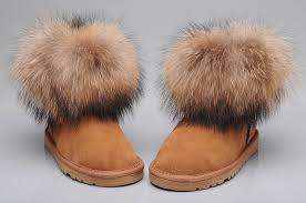 ugg mini sale womens ugg sparkle navy blue style ugg 5854 fox fur boots mini