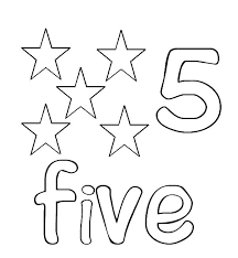 preschool coloring pages with numbers colouring pages numbers 1 5 number coloring preschool by plus page