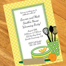 housewarming personalized invitations