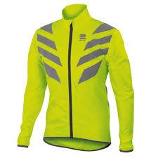 waterproof jacket for bike riding sportful reflex reflective waterproof road cycling bike riding