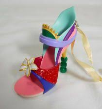 in themed shoe ornament just the right shoe