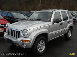 jeep liberty 2004 for sale 2004 jeep liberty limited 4x4 in bright silver metallic 170928