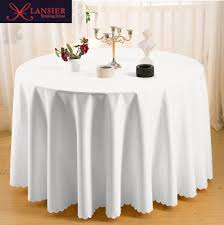 party table covers satin table cover wedding party lansier wedding decor company